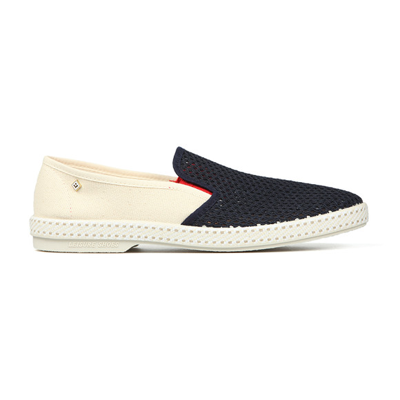 Rivieras Mens Blue Croissiere Loafer main image