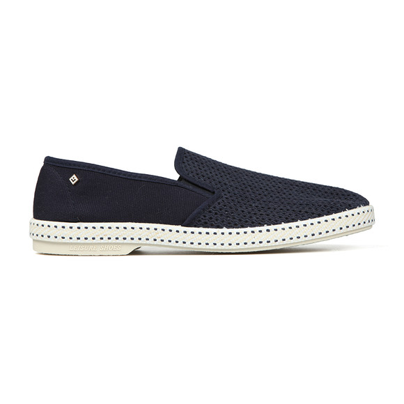 Rivieras Mens Blue Classic 20 Loafers  main image