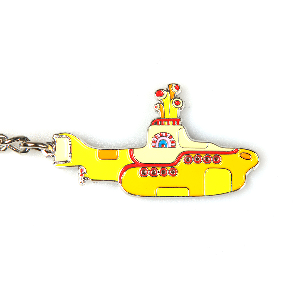 The Beatles Yellow Submarine Keyring main image