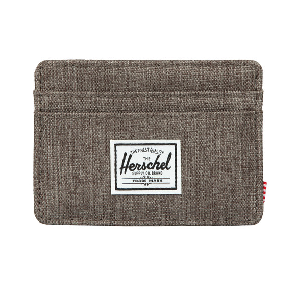 Herschel Mens Brown Charlie Card Holder main image