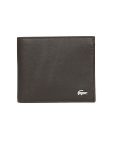 Lacoste Mens Brown NH1112FG Large Billfold