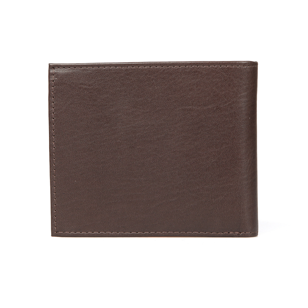 Leather/Suede Bifold Wallet main image