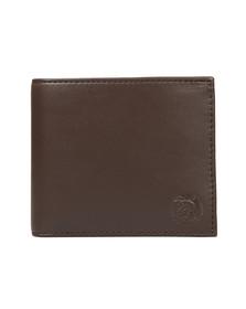 Diesel Mens Brown Hiresh Wallet
