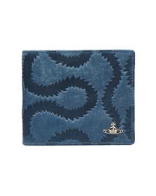 Vivienne Westwood Mens Blue Belfast Wallet