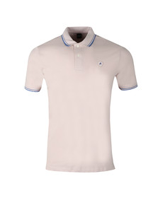 Replay Mens Blue S/S M3536 Polo