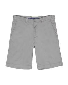 Paul & Shark Mens Grey Stretch Chino Shorts