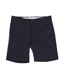 J.Lindeberg Mens Blue Ramon Smart Short