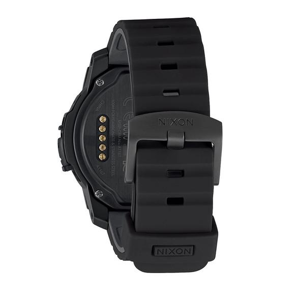Nixon Mens Black Mission Smart Watch main image