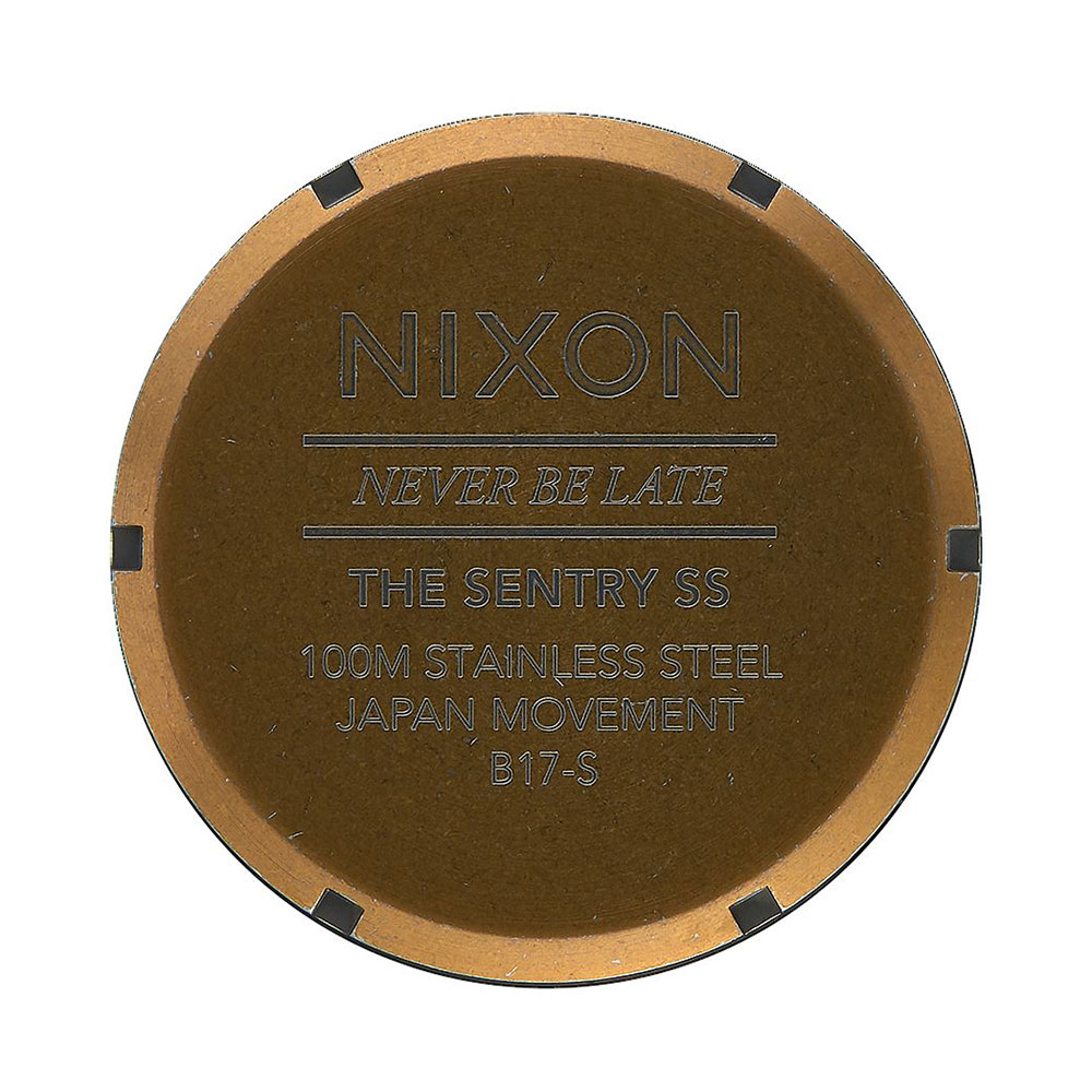 Nixon Sentry SS Watch main image