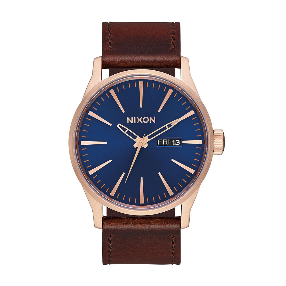 Nixon Sentry Leather main image