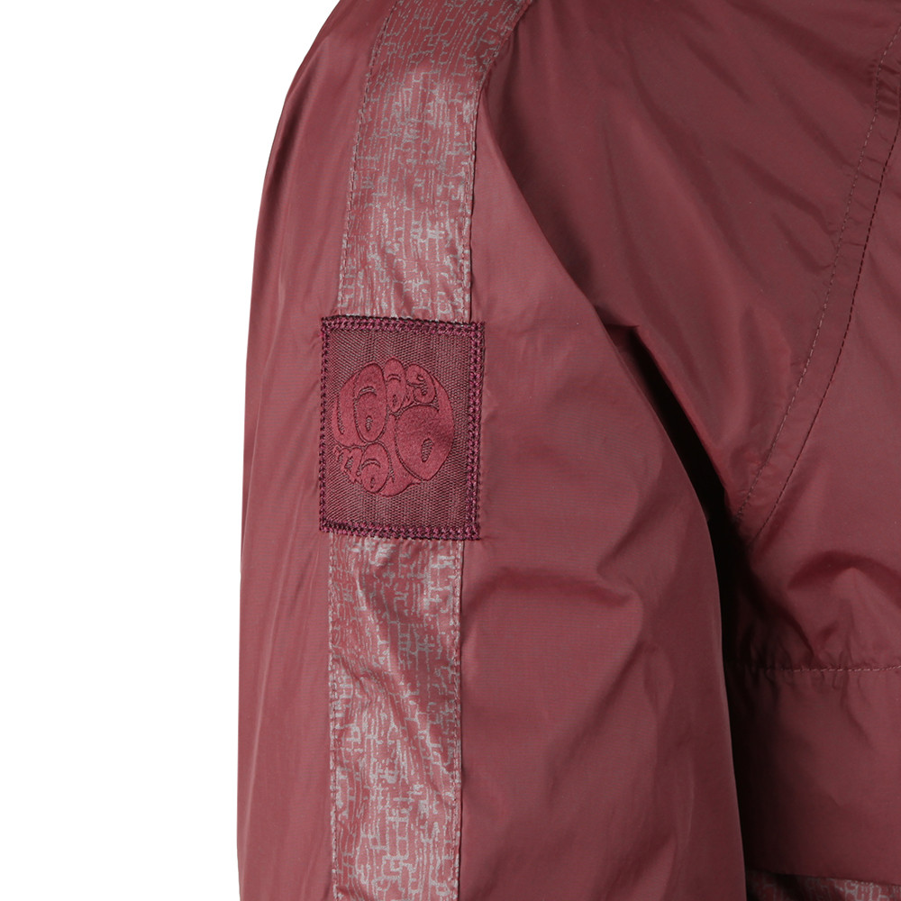 Reflective Bomber Jacket main image