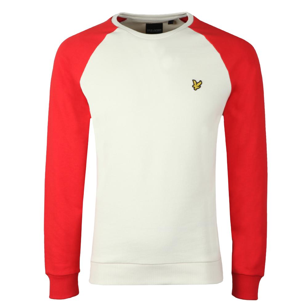 Lightweight Raglan Sweatshirt main image