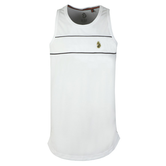 Luke 1977 Mens White Mcclair Vest main image