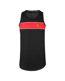 Luke Mens Black Mcclair Vest