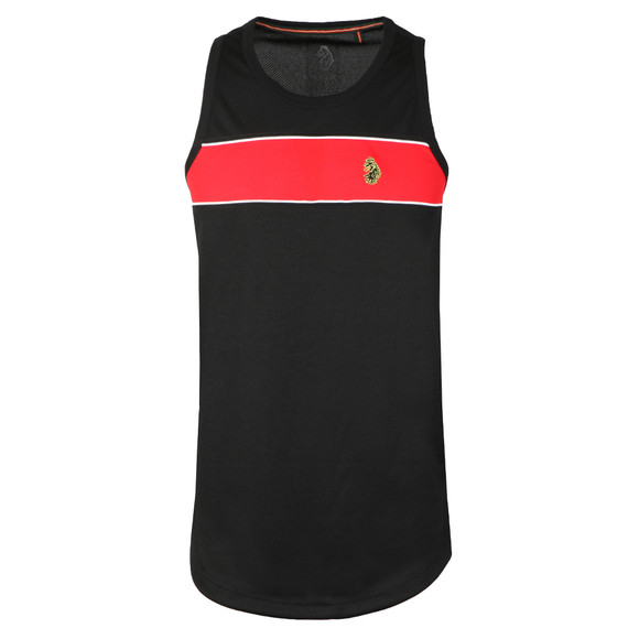 Luke Mens Black Mcclair Vest main image
