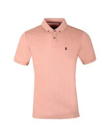 Luke Mens Pink Billiam OTM Polo