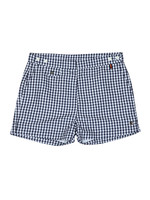 Shorty Check Swim Short