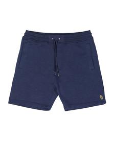 Luke Mens Blue Amsterdam Sweat Short