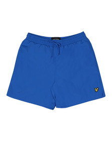 Lyle and Scott Mens Blue Swim Short