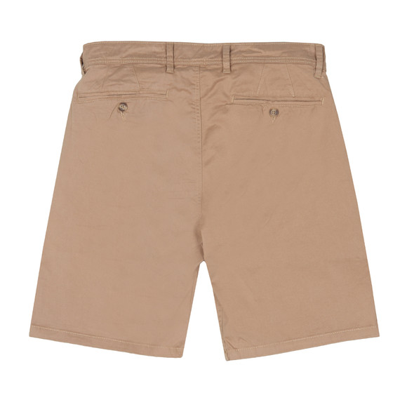 Luke Mens Beige Corbitt Tailored Chino Short main image
