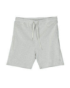 Luke 1977 Mens Off-White RS1 Ribbed Shorts