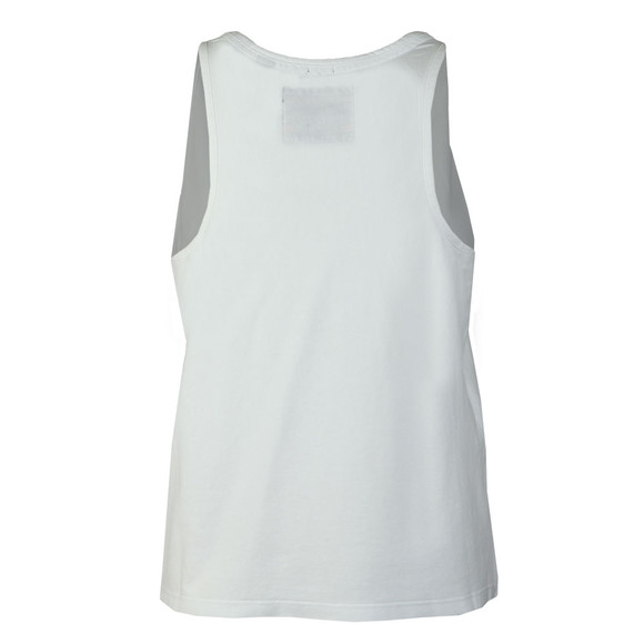 Superdry Womens White Pacific Broderie Tank main image