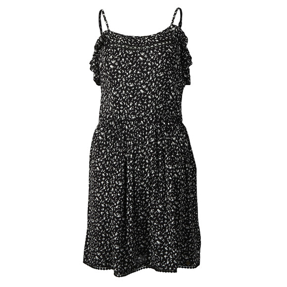 Superdry Womens Black Bardot Cami Dress main image