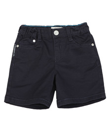 Armani Baby Boys Blue Chino Shorts