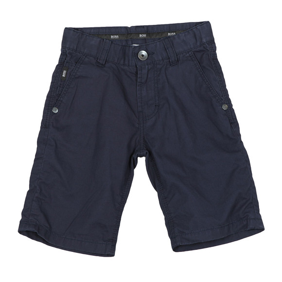 BOSS Bodywear Boys Blue J24524 Chino Short main image