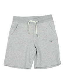 Gant Boys Grey Boys Original Sweat Short