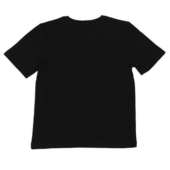 BOSS Bodywear Boys Black J25P01 Small Logo T Shirt main image