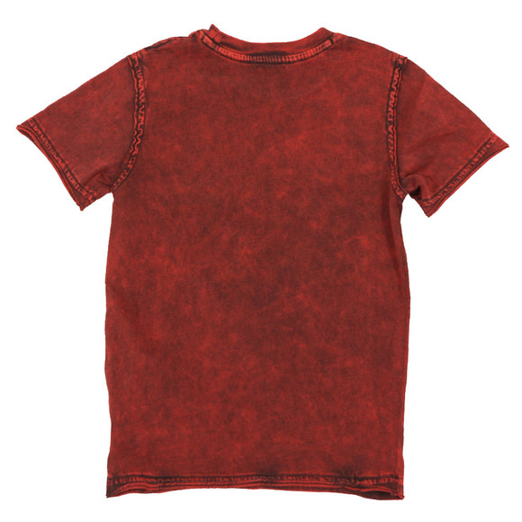 Diesel Boys Red Tiffor T Shirt main image