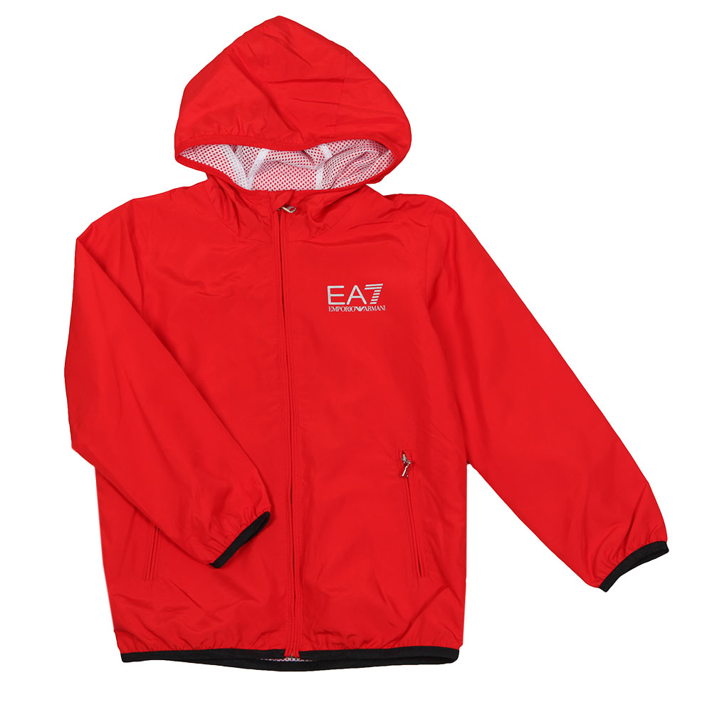 Hooded Bomber Jacket main image