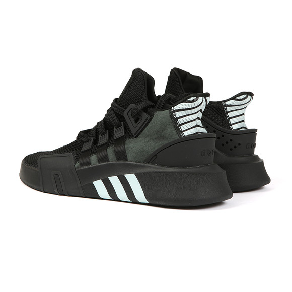 adidas Originals Mens Black EQT Bask ADV Trainer main image