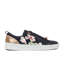 Ted Baker Womens Blue Alyzzi Harmony Trainer