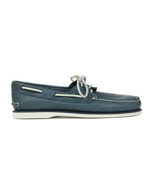 Timberland Mens Blue Deck Shoe