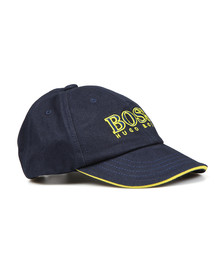 BOSS Bodywear Boys Blue J01091 Cap