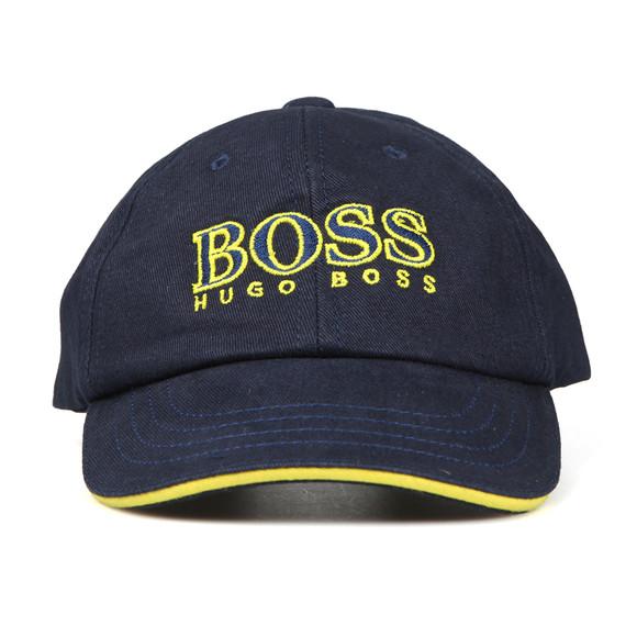 BOSS Loungewear Boys Blue J01091 Cap main image