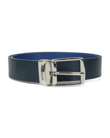 Armani Junior  Boys Multicoloured Reversible Leather Belt