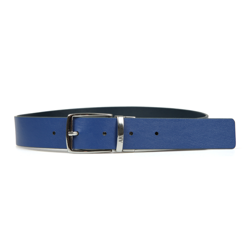 Reversible Leather Belt main image