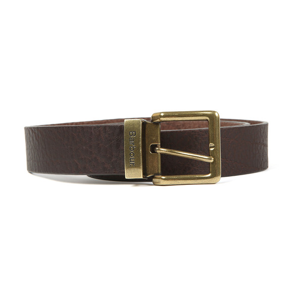 Barbour Lifestyle Mens Brown Blakely Belt