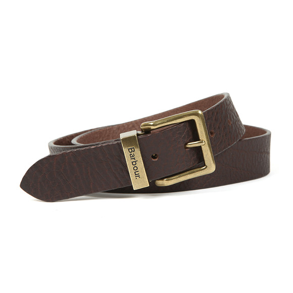 Barbour Lifestyle Mens Brown Blakely Belt main image