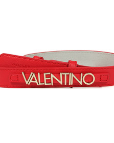 Valentino by Mario Womens Red Sea Belt