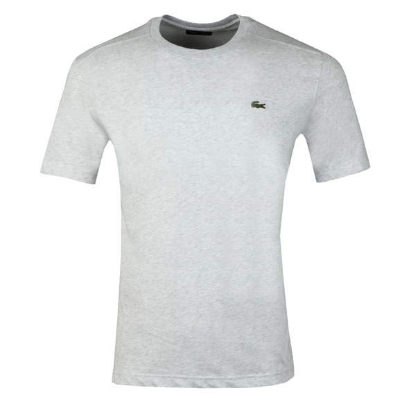 Lacoste Sport Mens Grey TH7618 Plain T-Shirt main image