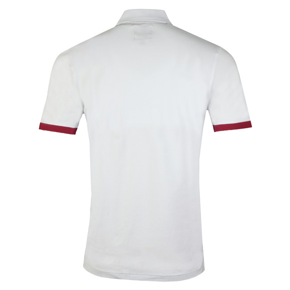 G-Star Mens White S/S Core Polo main image