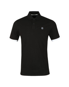 G-Star Mens Black S/S Core Polo