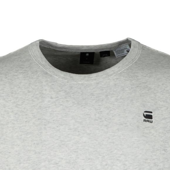 G-Star Mens White S/S Small Logo Tee main image