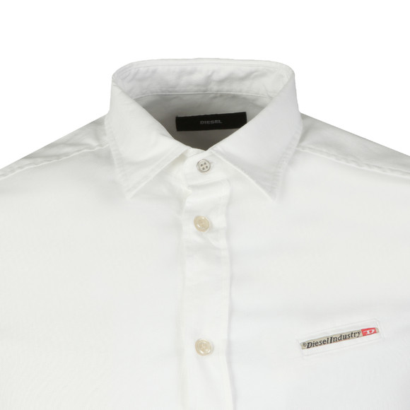 Diesel Mens White Harras Shirt main image