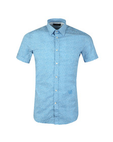 Diesel Mens Blue Venety Shirt
