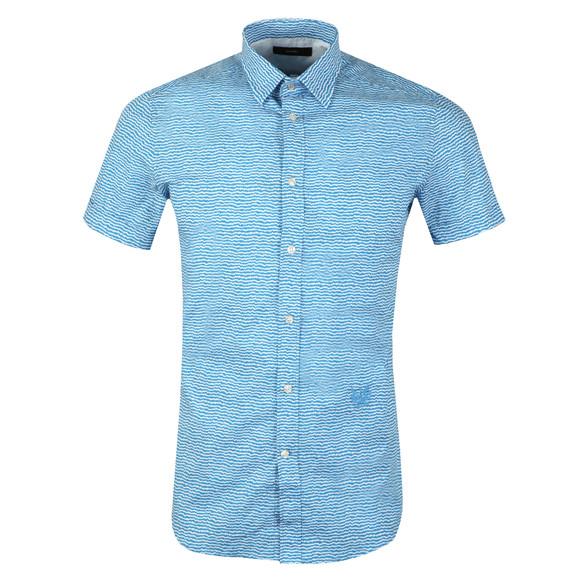 Diesel Mens Blue Venety Shirt main image